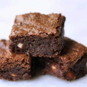 brownie, chocolate, healthy brownie, dairy free brownie, gluten free brownie