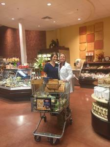 greenwise publix tampa, dietitian, grocery shopping